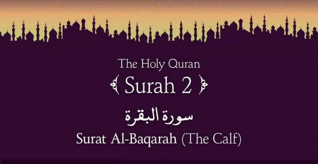 Al-Quran -2   Soorutul Bakrah   Hindi Translation - Islam-Peace