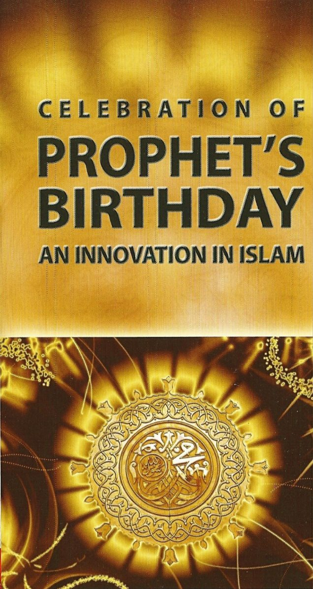 Prophet's Birthday 3