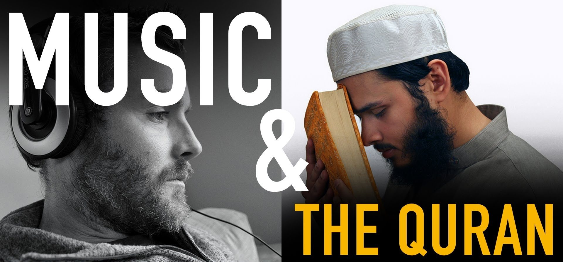 quran and music