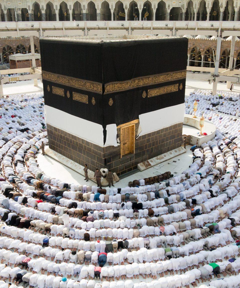 Umrah in Rajab