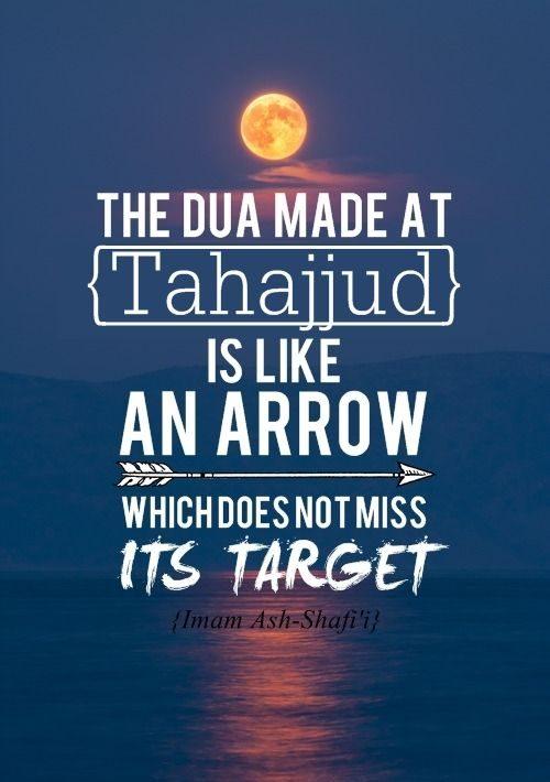 tahajjud night prayer
