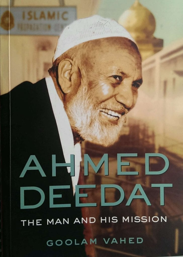 ahmed deedat