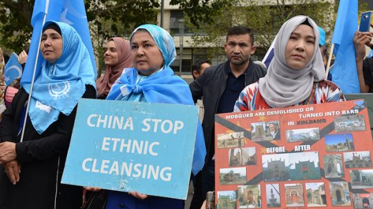 ethnocide of chinese uyghurs