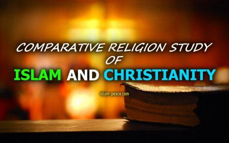 comparative religion study