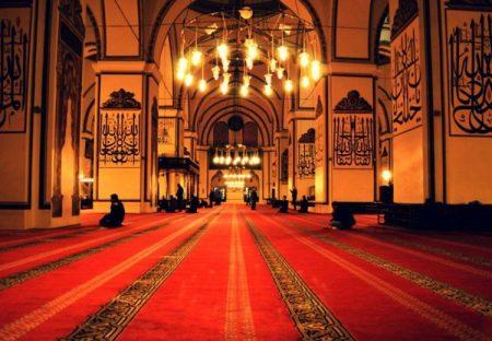 ramadhan itikaf