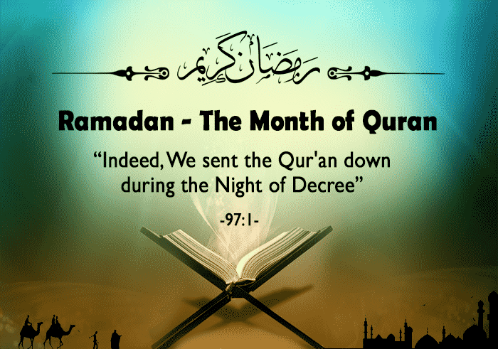 Préparation du Ramadan