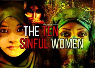 the sin ten sinful women